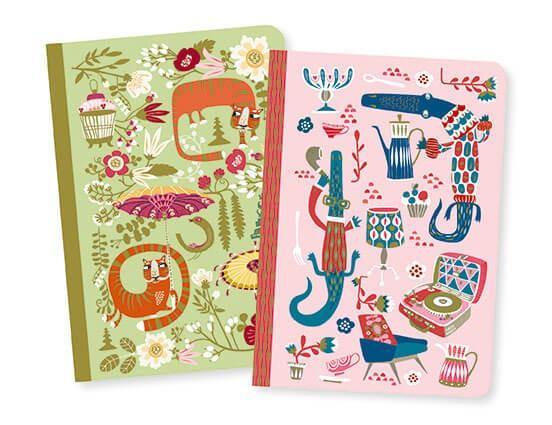 cuadernos asa lovely paper