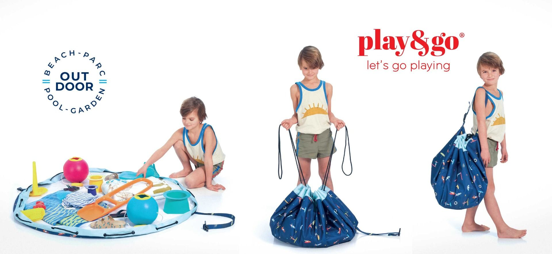 sac o tres en 1 play&go Outdoor