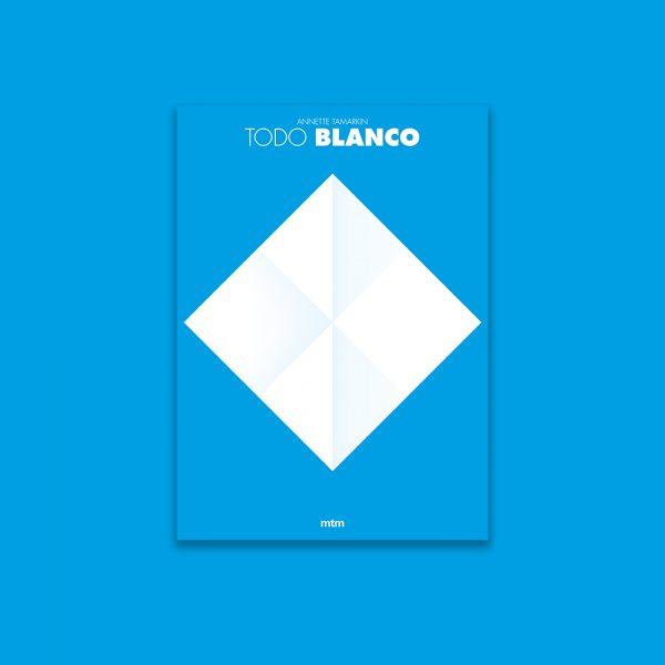 TODO BLANCO, album infantil , estimulación visual,