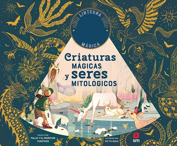 Criaturas mágicas y seres mitológicos, Mon Pettit Ó, SM