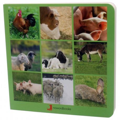 ANIMALES DE GRANJA - NOWORDBOOKS