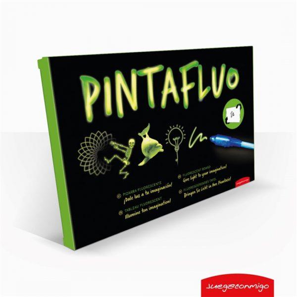 PINTAFLUO A4 REVERSIBLE, Mon Pettit Ó