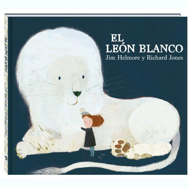 EL LEÓN BLANCO, ANDANA, Mon Pettit Ó
