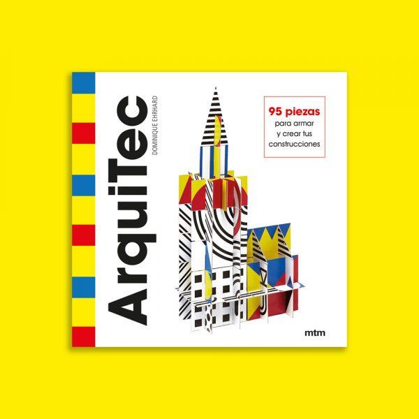 ARQUITEC, MTM EDITORES, Mon Pettit Ó, JUEGO CONSTRUCCION, AQUITECTURA PARA NIÑOS Y NIÑAS