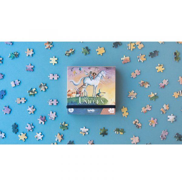 pocket my unicorn puzzle, londji, Mon Pettit ó